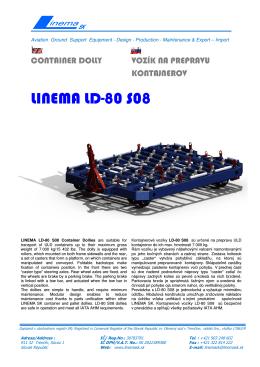 LINEMA LD-80 S08