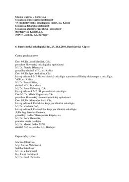 Odborný program (dokument na prevzatie v PDF)