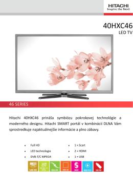 Hitachi 40HXC46