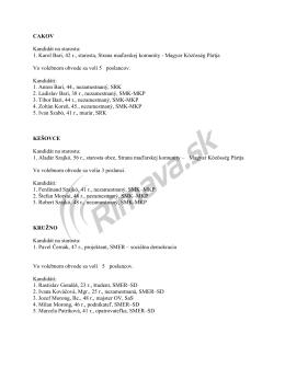 priloženom PDF