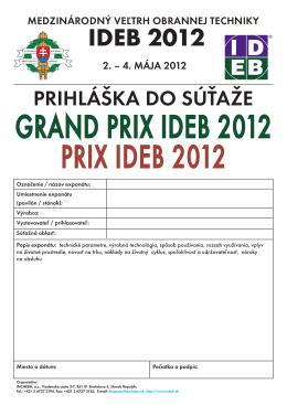 IDEB 2012