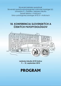 18.PFK Program.pdf - Ústav patologickej fyziológie