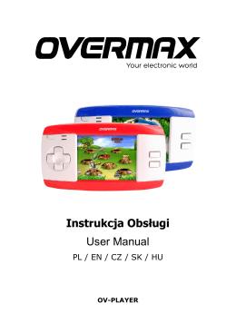 - Overmax