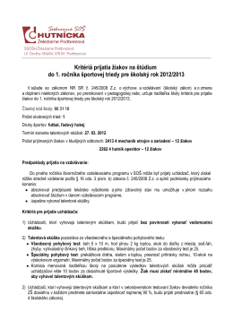 Súkromné gymnázium Železiarne Podbrezová