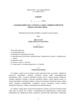 Stavebny zakon-2013-desiaty navrh