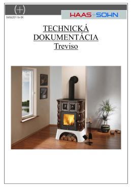 Technický list Treviso