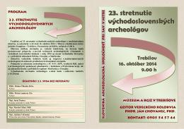 Program 23. SVSA