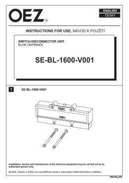 SE-BL-1600-V001