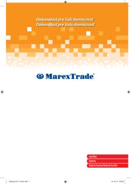 katalog A5-21 stran.indd - MarexTrade