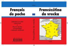 Francúzština do vrecka Francais de poche