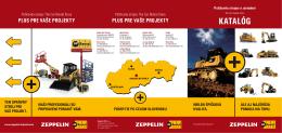 Katalóg - Zeppelin SK
