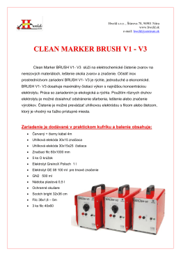 CLEAN MARKER BRUSH V1 - V3
