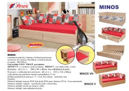 Prospekt - Minos