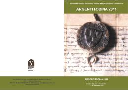 Pozvánka a program - Slovenská archeologická spoločnosť
