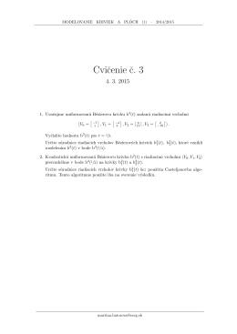 Cvicenie c. 3
