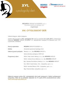 Prvá informácia - Slovenská spoločnosť patológov
