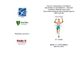 propozície 2013 - UTV
