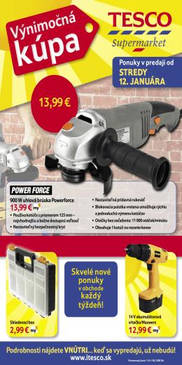 13,99 € - SuperAkcia.sk