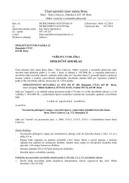 Úřad městské části města Brna