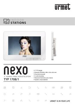 nexo 1708 hands-free