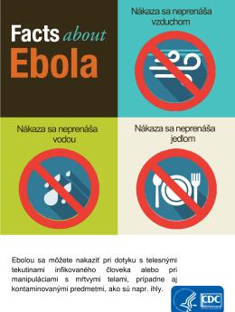 Fakty o ebole