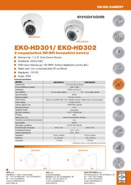 EKO-HD301, EKO