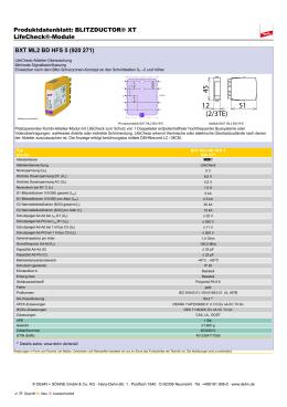 Module BXT ML2 BD HFS 5 (920 271)