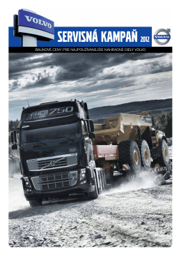 Servisná kampaň 2012