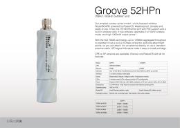 Groove 52HPn - Mikrotik Hrvatska