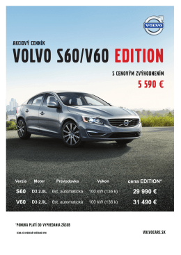 5 590 € - Volvo Cars