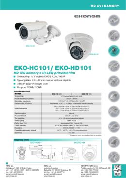 EKO-HC101, EKO