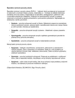 poruchy ucenia (PDF)