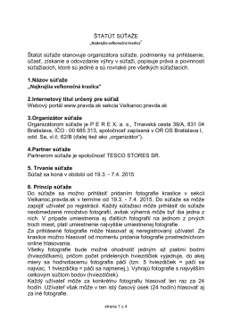 ŠTATÚT SÚŤAŽE_2015