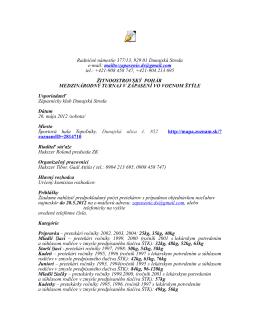 Radničné námestie 377/13, 929 01 Dunajská Streda e