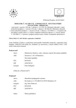 č. z. OPV-38-2013 - text - Aktivizujúce metódy vo výchove