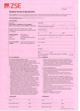 Dodatok Ponuka E.Vyhoda/2014