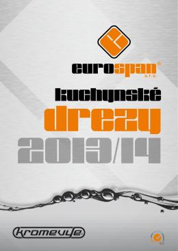 komplet pdf - EUROSPAN, sro