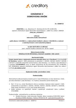 Oznámenie o dražbe.pdf