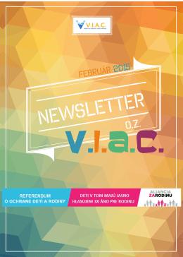 Newslettero.z. - o.z. V.I.A.C.