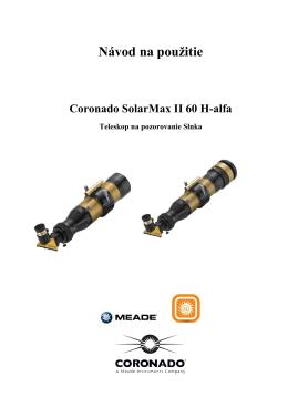 Coronado SolarMax II 60 návod.pdf