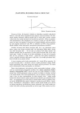 Vojtech Bálint Motto: Gaussova krivka Gaussova krivka. Ak konečný
