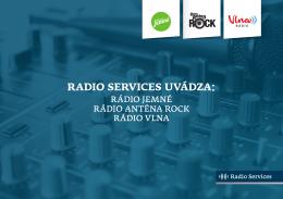 Radio Services s.r.o.