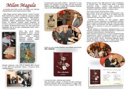 Milan Magula - Verejná knižnica Mikuláša Kováča Banská Bystrica