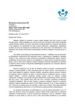 List_MZ_4_3_2015 Zvaz diabetikov Slovenska.pdf