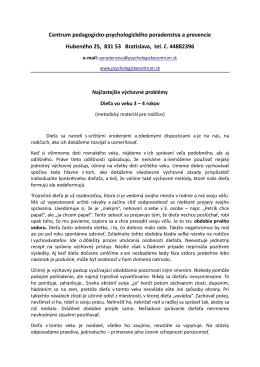 Najcastejšie výchovné problémy - rodicom 3-4r detí.pdf