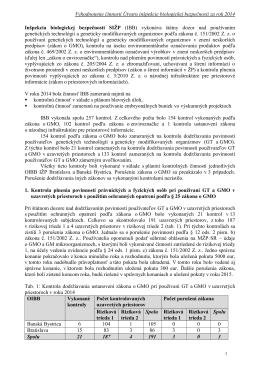 Vyhodnotenie plnenia PHÚ 2014 - Slovenská inšpekcia životného