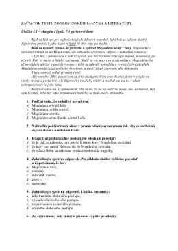 4-ročné štúdium - Evanjelická spojená škola | Liptovský Mikuláš