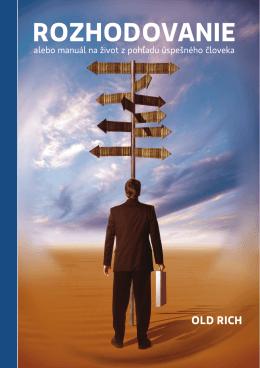 Stiahnite si ukážku knihy Rozhodovanie vo formáte .pdf
