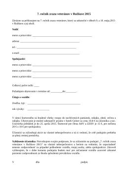 Prihláška na akciu vo formáte *.pdf