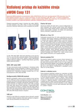 Vzdialený prístup do každého stroja eWON Cosy 131.pdf